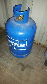 Calor Gas - Butane 15kg Bottle,FULL