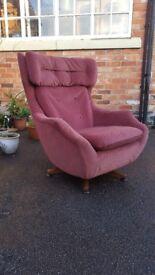 Original Parker knoll egg chair