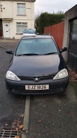 Car For Sale or parts. Head gasket needs replaces