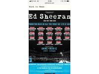 Ed Sheeran - Hampden Park, Glasgow