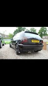 VW GOLF VR6 98k may swap cash either way
