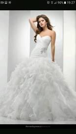 STUNNING Sottero & Midgley wedding dress size 12 14
