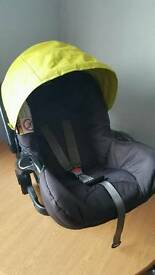 Graco car seat & pram connector 0-18mnths