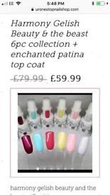 Website clearance sale for nail products