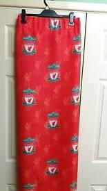 Liverpool pair curtains