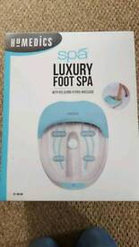 LUXURY FOOT SPA