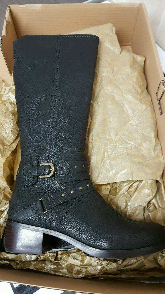 Real ugg riding boots
