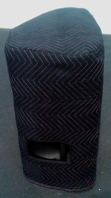 YORKVILLE NX750P NX 750 P Premium Padded Black Covers (2)  Qty of 1 = 1 Pair! segunda mano  Embacar hacia Argentina
