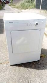 ALTUS 6KG SENSOR DRYING TUMBLE DRYER GOOD WORKING CONDITION FREE LOCAL DELIVERY