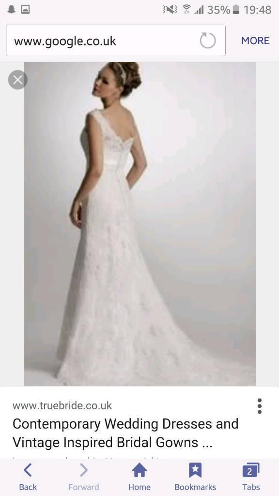 Women\'s wedding dress (new) | in Barnstaple, Devon | Gumtree