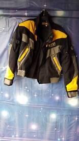 Sportex textile jacket