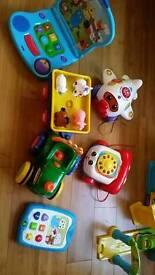 Baby toys bundle