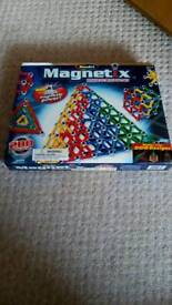 Magnetix game