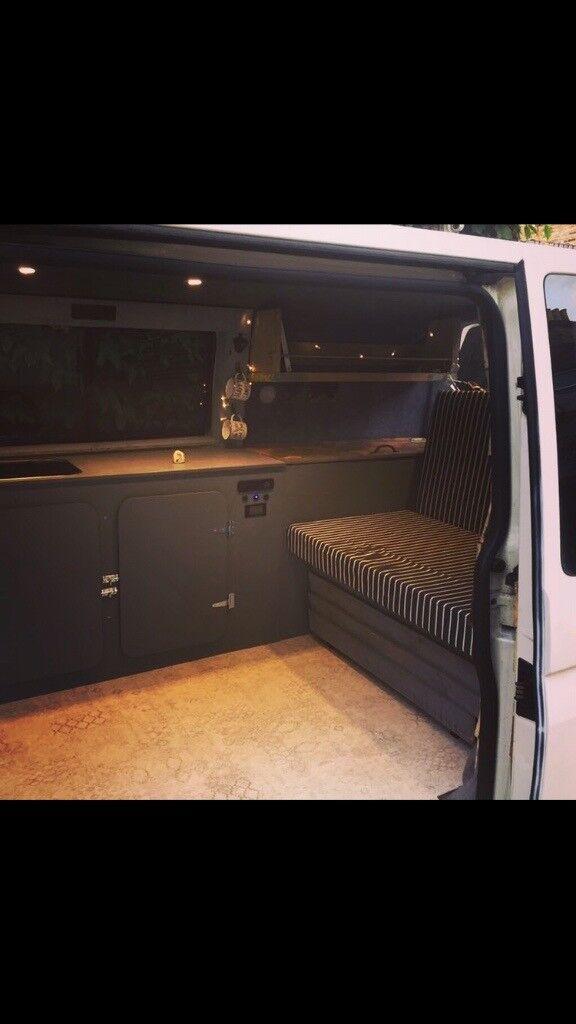 Fantastic Van To Camper Conversion Volkswagen T5 GBP7500 Ono