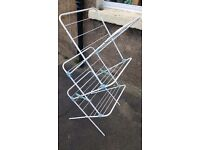 Clothes airer 3 tier rack
