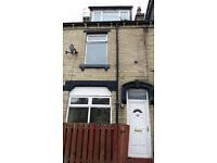 Spacious 2 Bedroom House plus Box room, Ewart Street, Bradford 7