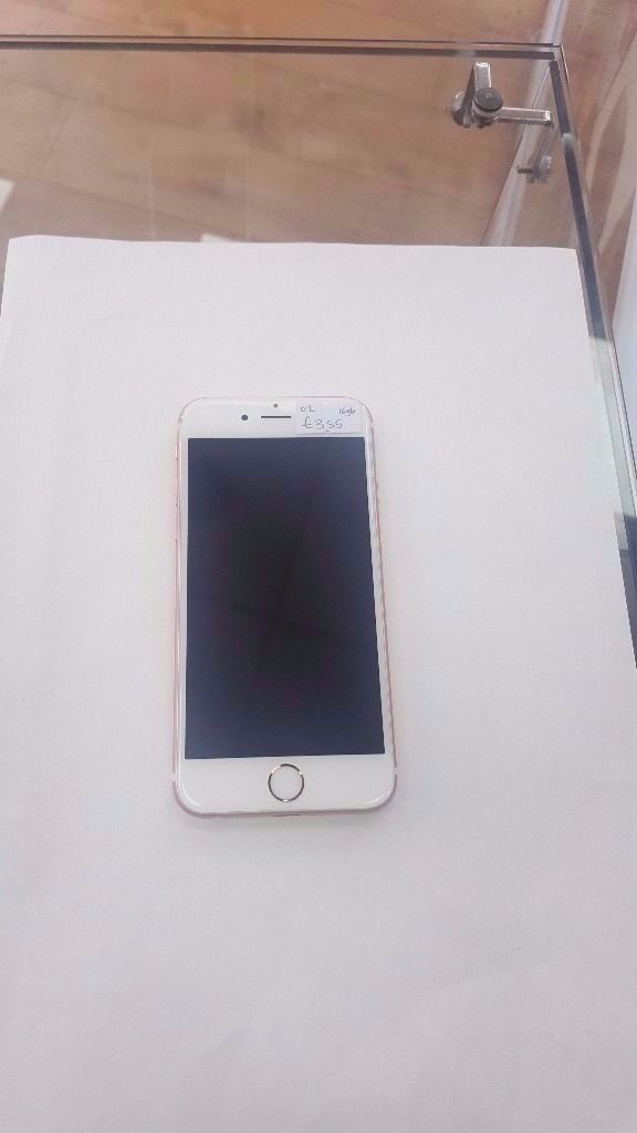 iPhone 6s 16gb Rose Gold 02in Bradford, West YorkshireGumtree - iPhone 6s 16gb Rose Gold 02 Grade A condition Open to swaps at trade price 01274 484867 Smartphones 37 carlisle road Bd8 8as