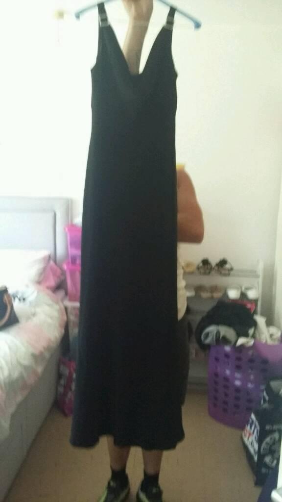 Womens size 10 black dress