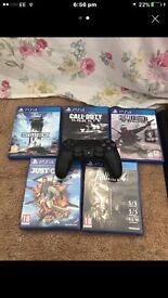PS4 5 games