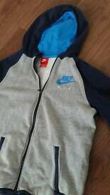 Boys Nike hoody jacket