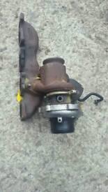 Turbocharger vauxhall insignia