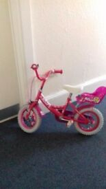 Bike for 3-5 years old girl