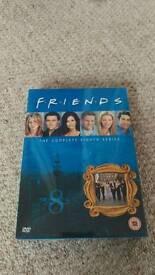 Friends series 8 DVD box set
