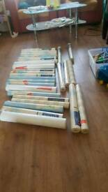 Joblot of wallpapers many designs