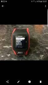 Tomtom multi cardio watch