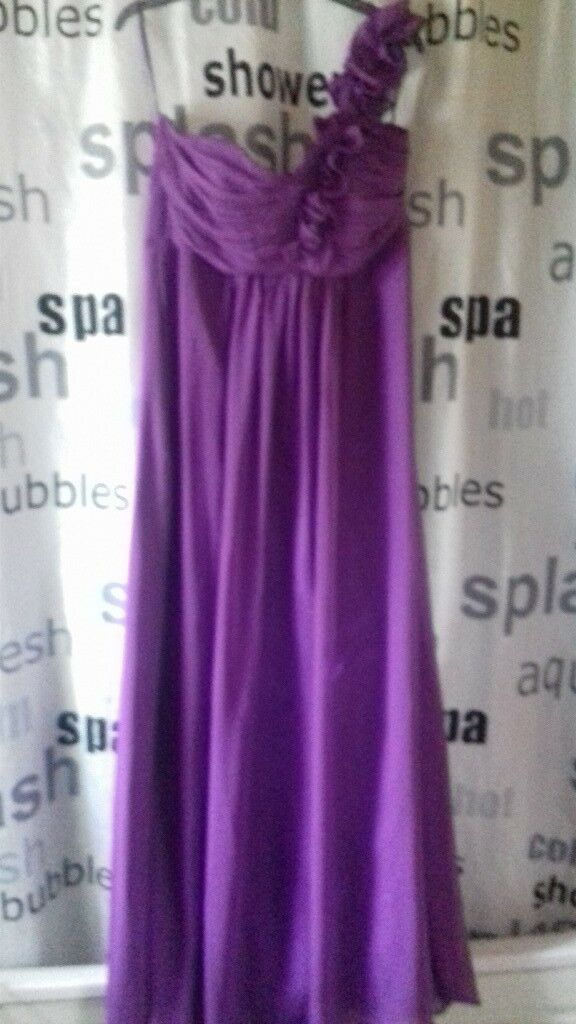 3 Various Style, Shades of Purple Bridesmaid Dresses | in Alfreton ...