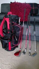 NIKE Junior Golf Clubs