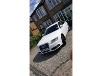 2010 AUDI A6 LE MANS SPECIAL EDITION WHITE (43,486 MILES) EXCELLENT CONDITION 1 PREVIOUS OWNER ONLY