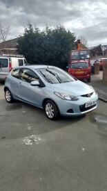 Mazda 2 Ts2, 1349 cc , 2008 for sale for £2,245