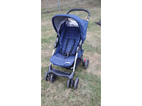 Mothecare pushchair travel system + car seat