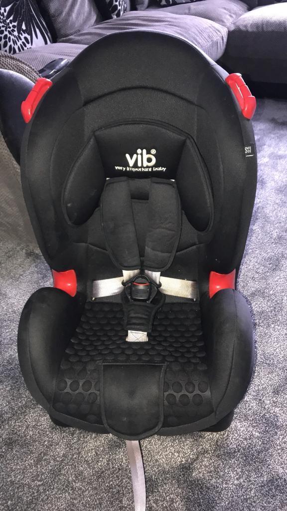 VIB Reclining Car Seat