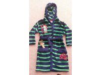 Boys 4-5yr old Disney Dressing Gown