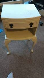 Bedroom sidetable
