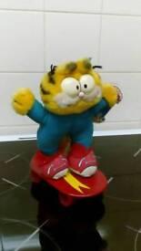 Original Garfield Collectors Teddy. £20.00