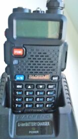BAOFENG UV-8HX HIGH POWER DUAL BAND HANDHELD Ham Radio
