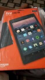Fire HD 8 32 GB tablet