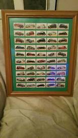 players cigarettes Classic cars Full set 50