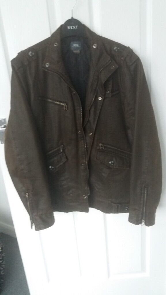 1d1fb6d1a7c New Mens Designer G/Star Raw Jacket Size XL. | in Coventry, West ...