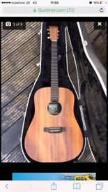 Martin Electro Acoustic Guitar (DX2AE)