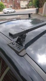 Roof Bars to fit Focus, Peugeot