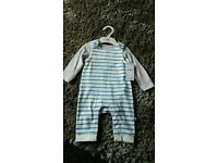 Baby boy clothing from Marks and Spencer brand new