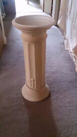 tall hall vase