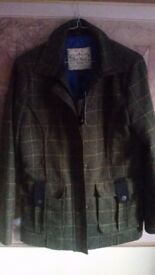 Brand new, with tags, Jack Murphy tweed jacket.