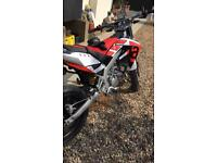 2017 Aprilia sx50 excellent condition / full service history