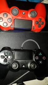 PS4 CONTROLS (OLD AND NEW)