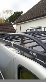 Renault traffic roof rack